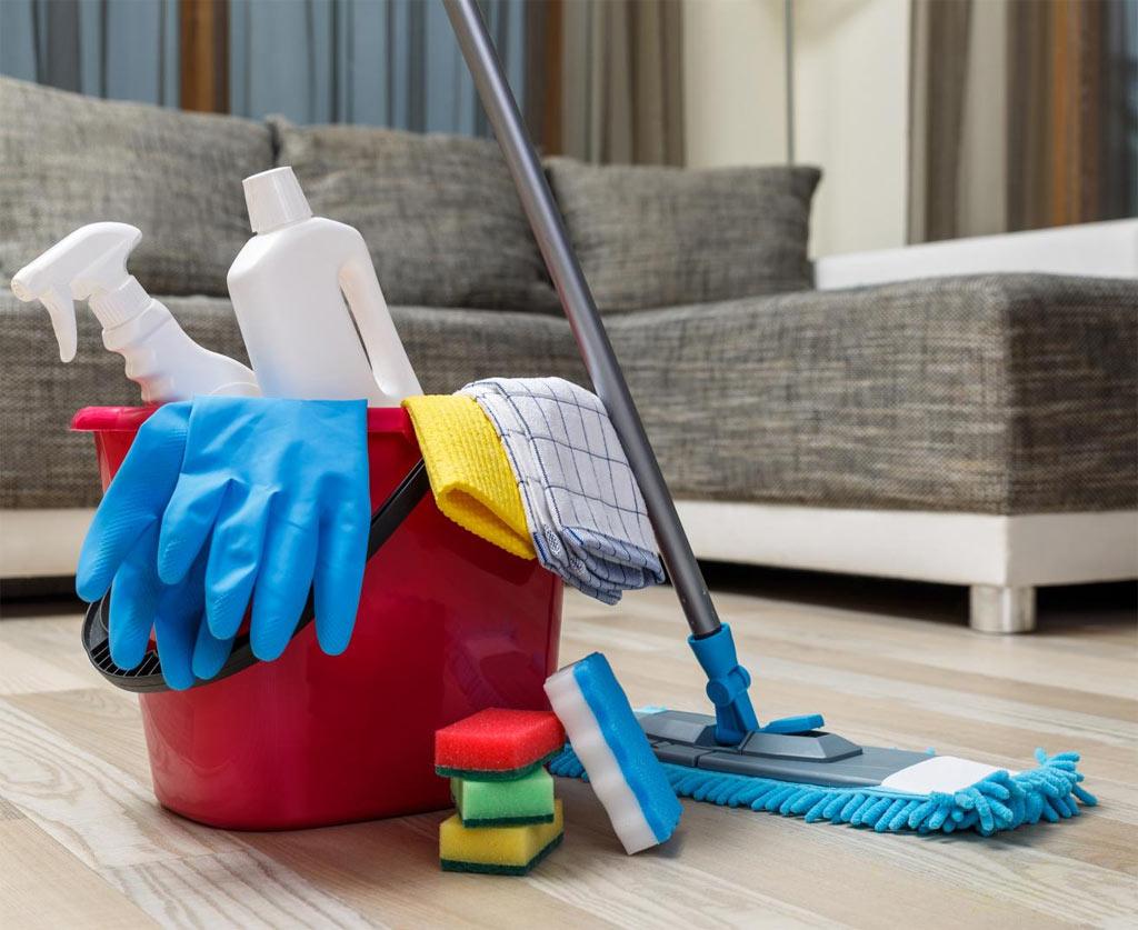 Ménage et livraison à domicile